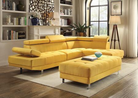 Glory Furniture G446SCO Milan Living Room Sets