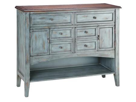 Stein World 12038 Hartford Series Freestanding Wood 6 Drawers Cabinet