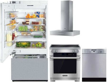 Miele 810015 Kitchen Appliance Packages
