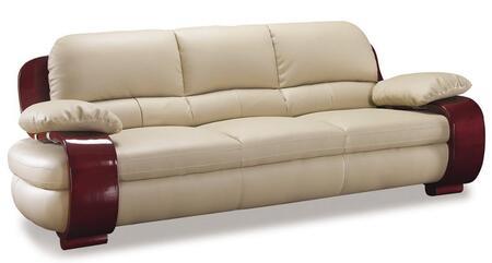 Global Furniture USA 965S  Leather Sofa