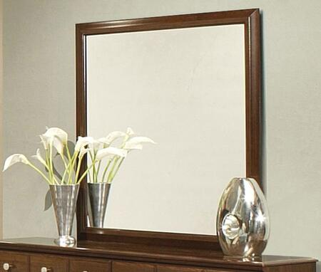 Sandberg 33810 Kendra Series Square Both Dresser Mirror