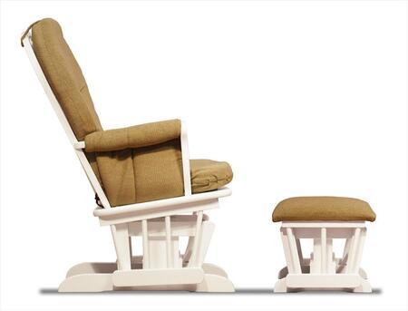 AFG GL7026W Athena Series  Glider  Rocking Chair