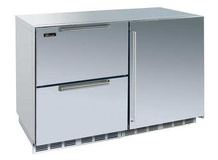 Perlick HP48RBS51RDNU Signature Series Counter Depth All Refrigerator with 12.3 cu. ft. Capacity in Stainless Steel