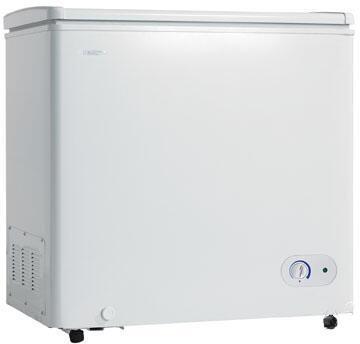 Danby DCF550W1 Freestanding Chest Counter Depth Freezer