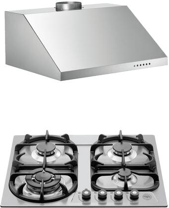 Bertazzoni 708373 Professional Kitchen Appliance Packages