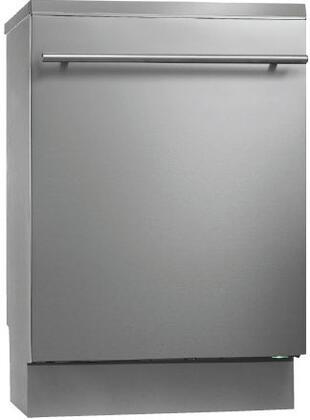 "Asko D5894XXLHS 24"" XXL Series Built-In Fully Integrated Dishwasher"