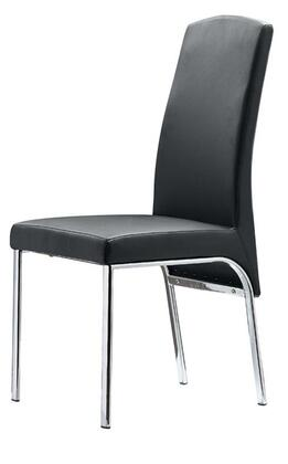 VIG Furniture VGLEY051 Modrest Series Contemporary Metal Frame Dining Room Chair