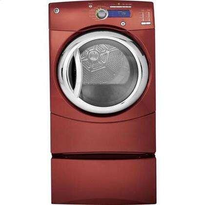 GE GFDN245ELMV Electric Dryer