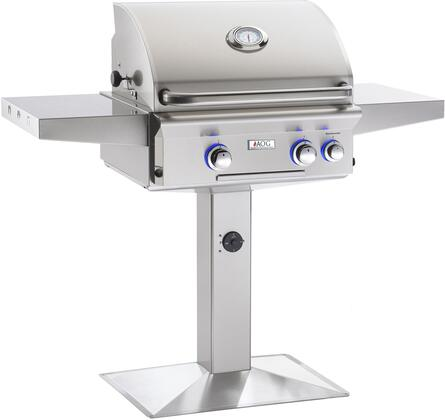 American Outdoor Grill L Series 24NPLR Angled View