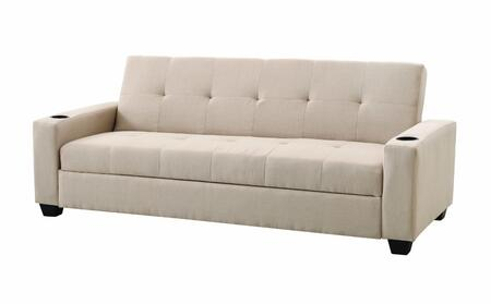 Glory Furniture G169S Buxton Series Convertible Fabric Sofa