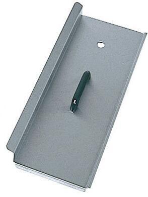 frymaster 1068329 7 1 2 x 19 3 8 stainless steel split pot cover for ocf30 fryers