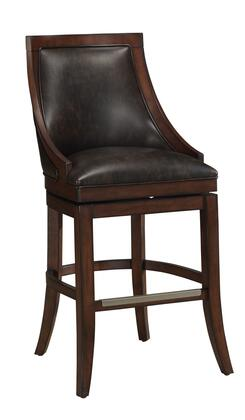 American Heritage 111137 Residential Bonded Leather Upholstered Bar Stool