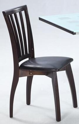 Chintaly CHANTELSC Chantel Series  Dining Room Chair