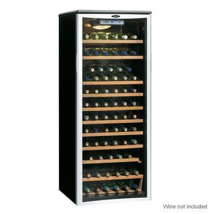 "Danby DWC612BLP 23.63"" Freestanding Wine Cooler, in Stainless Steel"