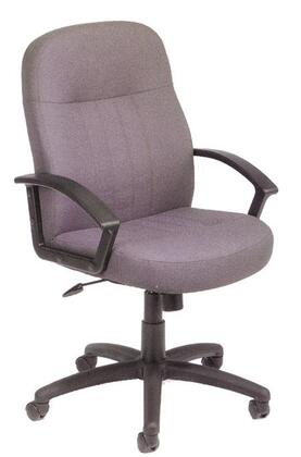 "Boss B8306GY 27"" Adjustable Contemporary Office Chair"