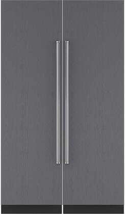 Sub-Zero 710319 Side-By-Side Refrigerators