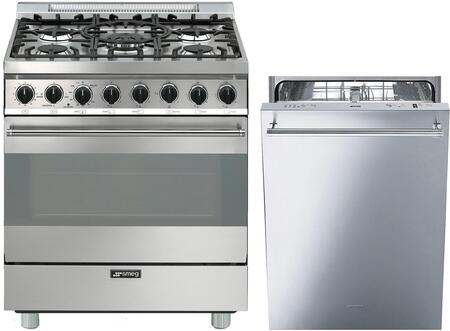 Smeg 714840 Kitchen Appliance Packages