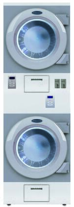 Crossover Stack Dryers