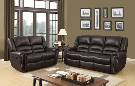 Global Furniture U98782QPU080RSRLS U98782 Living Room Sets