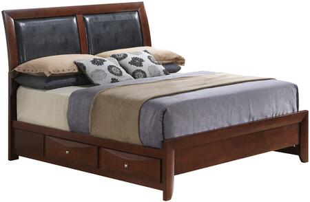 Glory Furniture G1550DQSB2  Queen Size Storage Bed
