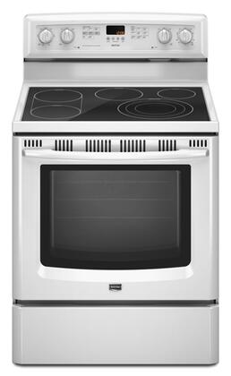 Maytag MER8875WW  Freestanding Range with  in White