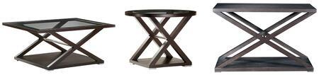 Allan Copley Designs Halifax Living Room Table Set