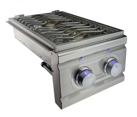 RDB1EL Double Side Burner