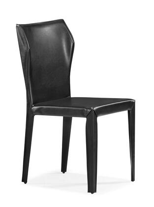 Zuo 102295 Modern Metal Frame Dining Room Chair