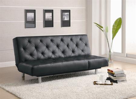 Coaster 300304  Convertible Vinyl Sofa
