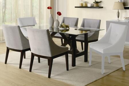 Coaster 102231SET5 Alvarado Dining Room Sets