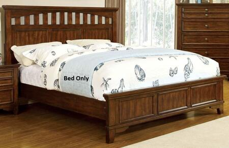 Furniture of America CM7781CKBED Chelsea Series  California King Size Bed