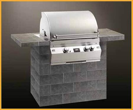 FireMagic A540I3E1N Built In Natural Gas Grill
