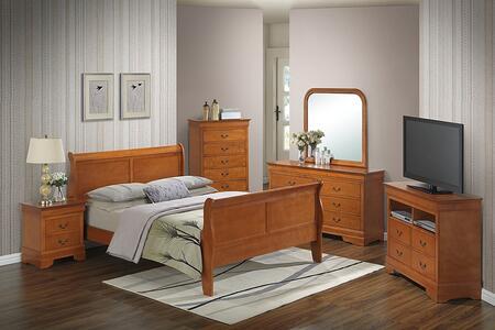 Glory Furniture G3160AKBSET King Bedroom Sets