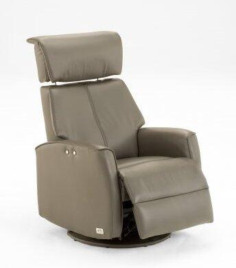 Mac Motion SKEIN-LOX-XX-UPH Top Grain Leather Recliner