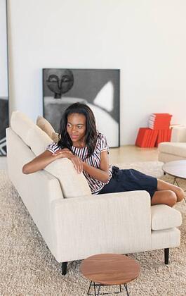 Innovation 760030CUS266-3 Idle Series  Sofa