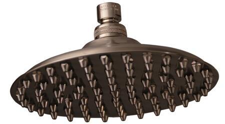 "Barclay 5597 10"" Apollo Showerhead with 126 Brass Nozzles:"