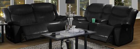 New Classic Home Furnishings 2232432MBKSL Soho Living Room S