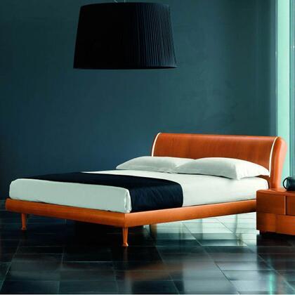 VIG Furniture VGSMTRENDYQCH Trendy Series  Queen Size Platform Bed