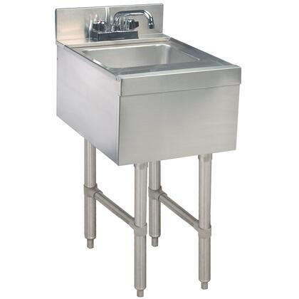 Advance Tabco CR-HS Underbar Hand Sink with Deck Mount Faucet