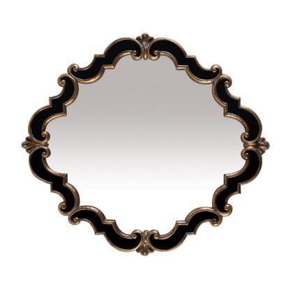 Sterling 402630M Frederick Series Irregular Portrait Wall Mirror
