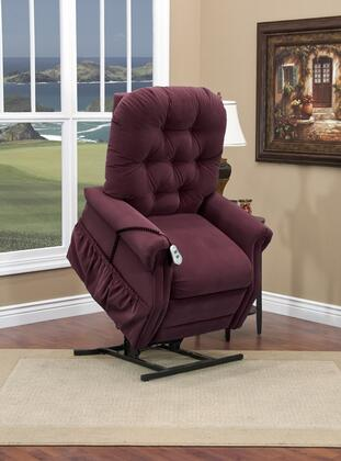 MedLift 2555, 25 Series Two-Way Reclining Lift Chair: