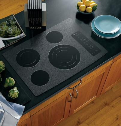 GE Profile PP945WMWW Profile Series Electric Cooktop