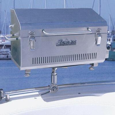 Solaire SOIR17M Portable Liquid Propane Grill