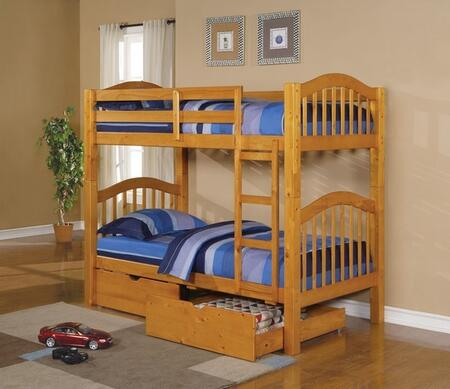 Acme Furniture 02359KDD Heartland Twin Beds