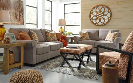 Milo Italia MI4416SLAC2OSLAT Barbara Living Room Sets