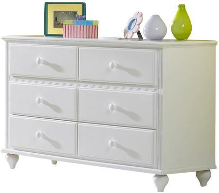 Hillsdale Furniture 1528717W Lauren Series MDF Dresser