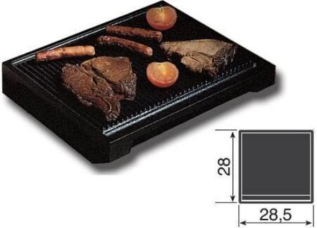 Ilve A/006/0 X Cast Iron Steak Pan