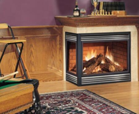 Napoleon BGD40N1  Direct Vent Natural Gas Fireplace
