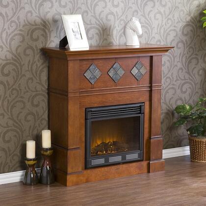 Southern Enterprises FA9212E Monticello Series  Electric Fireplace