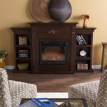 Southern Enterprises FA8545BE Tennyson Series  Electric Fireplace